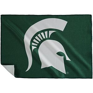 "Michigan State Spartans 16"" x 24"" Microfiber Towel"