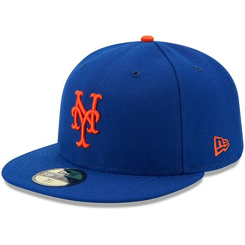 Youth New Era Royal New York Mets Authentic Collection On-Field Game 59FIFTY Fitted Hat