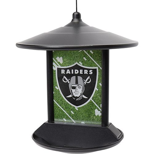 Oakland Raiders Solar Feeder