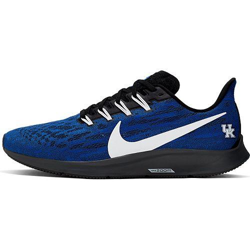Men's Nike RoyalWhite Kentucky Wildcats Air Zoom Pegasus