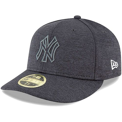 low price sale 2018 shoes buying cheap Men's New Era Navy New York Yankees 2018 Clubhouse Collection Low ...
