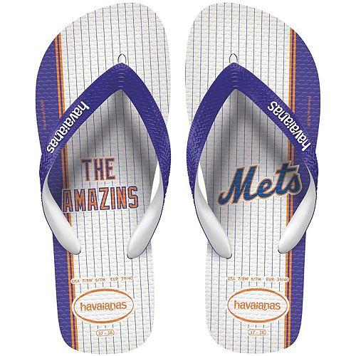 Men's Havaianas New York Mets Top Sandals