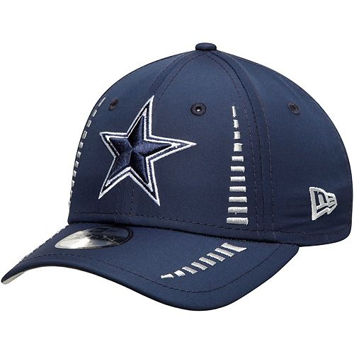 Preschool New Era Navy Dallas Cowboys Speed 9FORTY Adjustable Hat