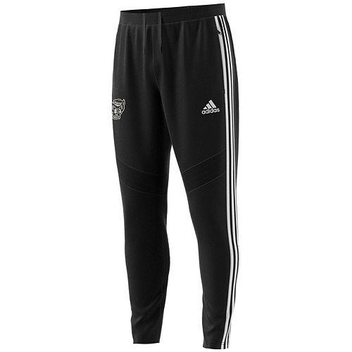 Men's adidas Black NC State Wolfpack climacool Tiro Pants