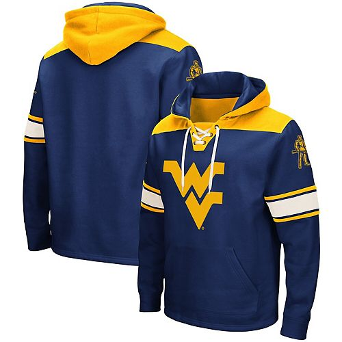 Colosseum Youth West Virginia Mountaineers Pull-Over Hoodie