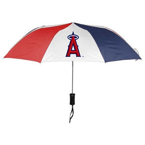 "WinCraft Los Angeles Angels 42"" Folding Umbrella"