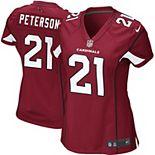 Girls Youth Nike Patrick Peterson Cardinal Arizona Cardinals Game Jersey
