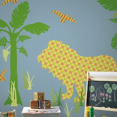 WallPops Ozzie the Lion Wall Decals