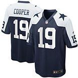 Men's Nike Amari Cooper Navy Dallas Cowboys Alternate Game Jersey