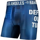 Men's Concepts Sport Navy Los Angeles Rams Infuse Boxer Briefs