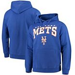 Men's Stitches Royal New York Mets Team Pullover Hoodie