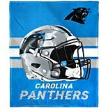 """The Northwest Carolina Panthers 50"""" x 60"""" Protector Silk Touch Throw"""