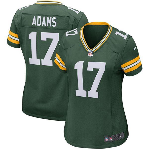 Women's Nike Davante Adams Green Green Bay Packers Game Jersey