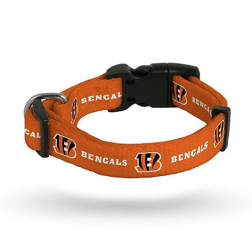 Sparo Cincinnati Bengals Rugged Pet Collar