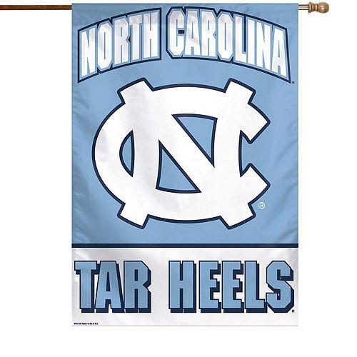 "WinCraft North Carolina Tar Heels 28"" x 40"" Full Name House Flag"