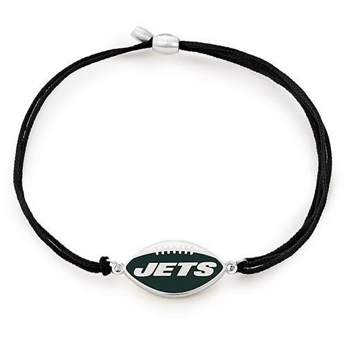 Women's Alex & Ani New York Jets Kindred Cord Bracelet