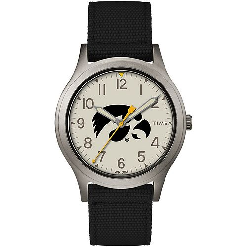 Timex Iowa Hawkeyes Merge Ringer Watch