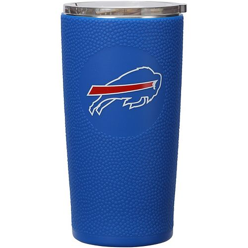 Buffalo Bills 20oz. Stainless Steel with 3D Silicone Tumbler