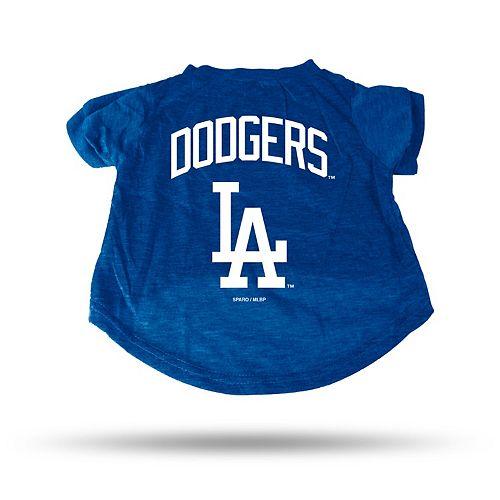 Sparo Blue Los Angeles Dodgers Pet T-Shirt