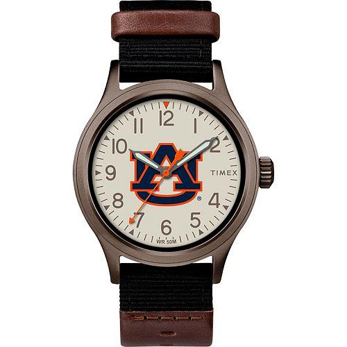 Men's Timex Auburn Tigers Clutch Watch