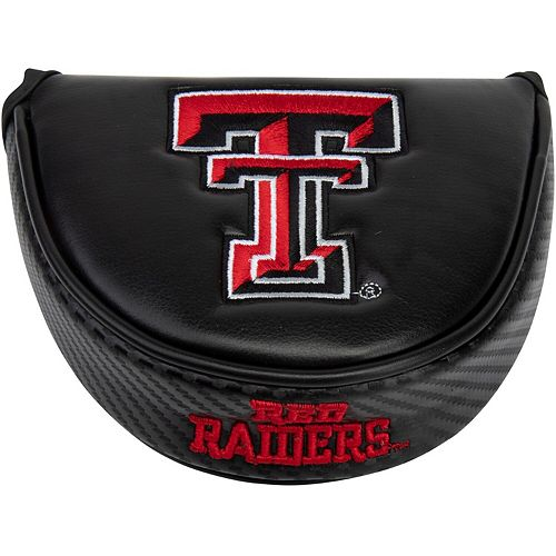 Texas Tech Red Raiders Putter Mallet Cover