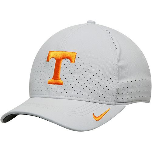 Men's Nike Gray Tennessee Volunteers Classic 99 Sideline Performance Flex Hat