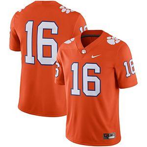 Men's Nike Deshaun Watson Orange Clemson Tigers Alumni Player Game ...