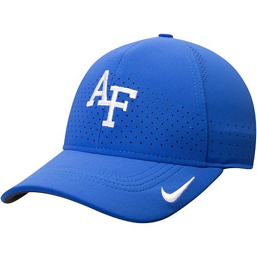 Men's Nike Royal Air Force Falcons Sideline Coaches Legacy 91 Performance Adjustable Hat