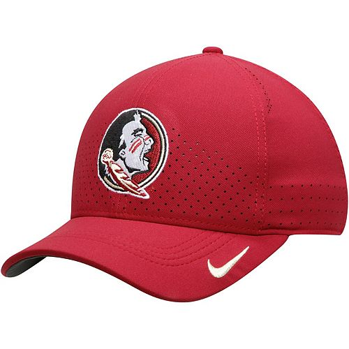 Men's Nike Garnet Florida State Seminoles Classic 99 Sideline Performance Flex Hat