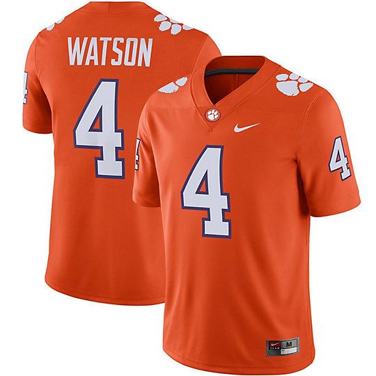 watson clemson jersey