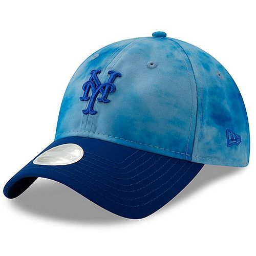 Women's New Era Blue/Royal New York Mets 2019 Father's Day 9TWENTY Adjustable Hat