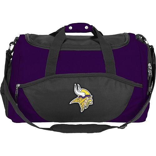 The Northwest Company Minnesota Vikings District Duffel Bag