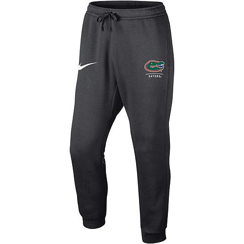 Men's Nike Anthracite Florida Gators Club Fleece Joggers