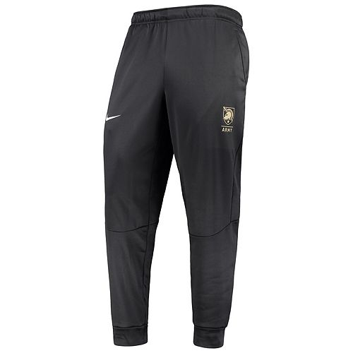 Men's Nike Anthracite Army Black Knights Performance Tapered Pants