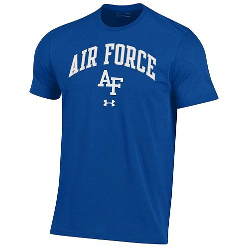 Men's Under Armour Royal Air Force Falcons Arched Performance T-Shirt