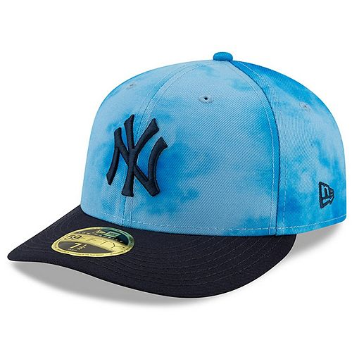 factory price huge selection of pick up Men's New Era Blue/Navy New York Yankees 2019 Father's Day On ...