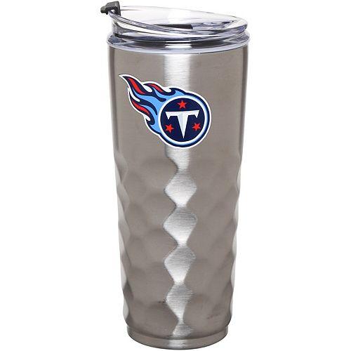 Tennessee Titans 32oz. Stainless Steel Diamond Tumbler