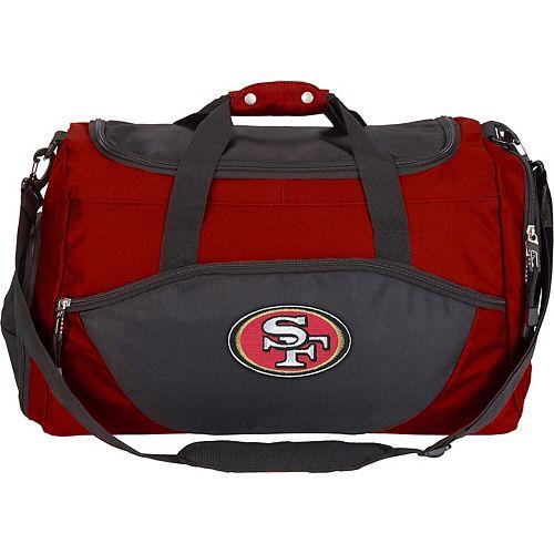 The Northwest Company San Francisco 49ers District Duffel Bag