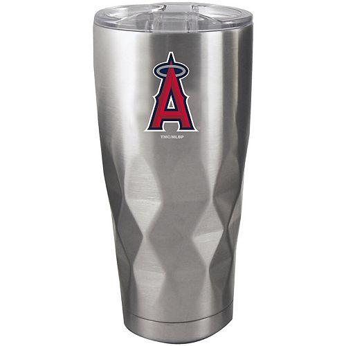 Los Angeles Angels 22oz. Diamond Bottom Stainless Steel Tumbler