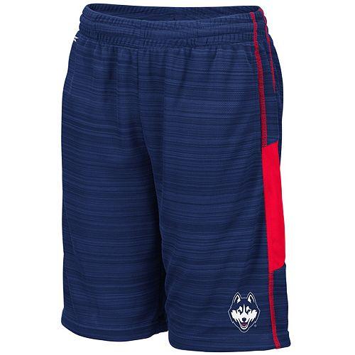 Youth Colosseum Navy UConn Huskies Wewak Shorts