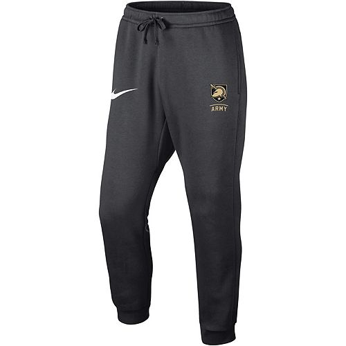 Men's Nike Anthracite Army Black Knights Club Fleece Joggers