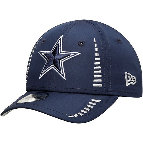 Toddler New Era Navy Dallas Cowboys Speed 9FORTY Adjustable Hat