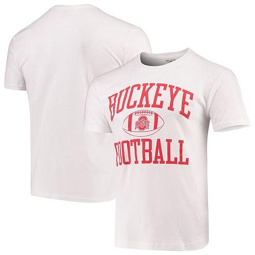 Ohio State Buckeyes Neutral Zone T-Shirt - White