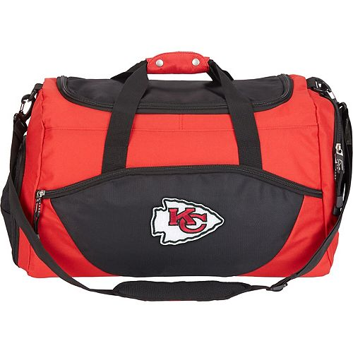 The Northwest Company Kansas City Chiefs District Duffel Bag