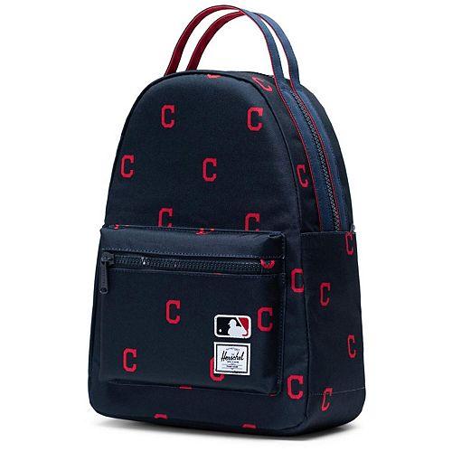 Women's Herschel Supply Co. Cleveland Indians Repeat Logo Backpack