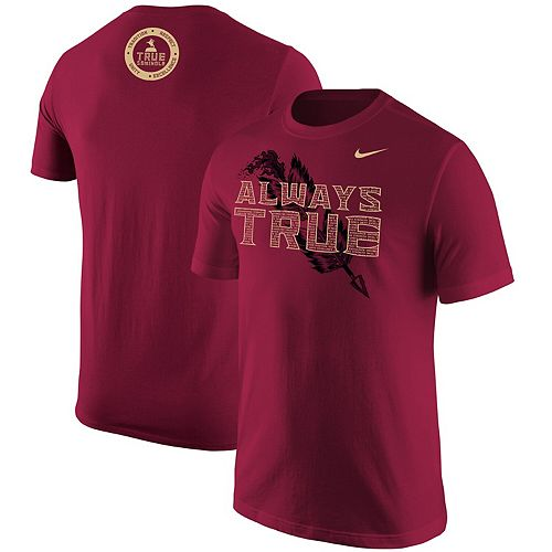 Florida State Seminoles Nike True Seminole Tradition T-Shirt - Garnet