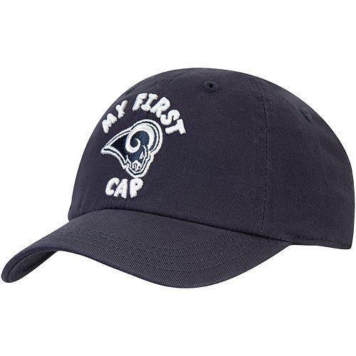 Infant Navy Los Angeles Rams My First II Flex Hat