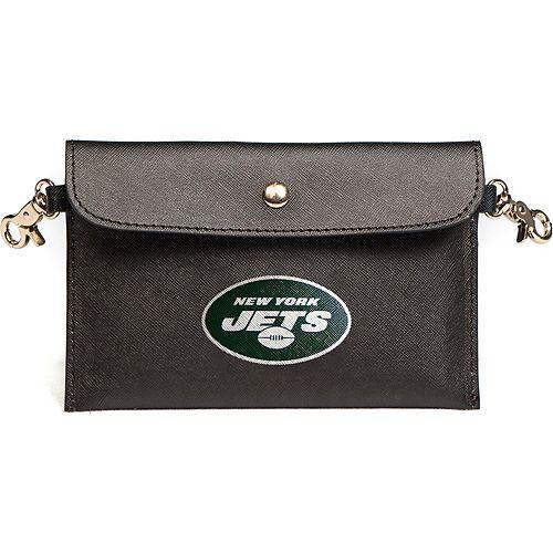 Women's Cuce New York Jets Huddle Up Hip Bag