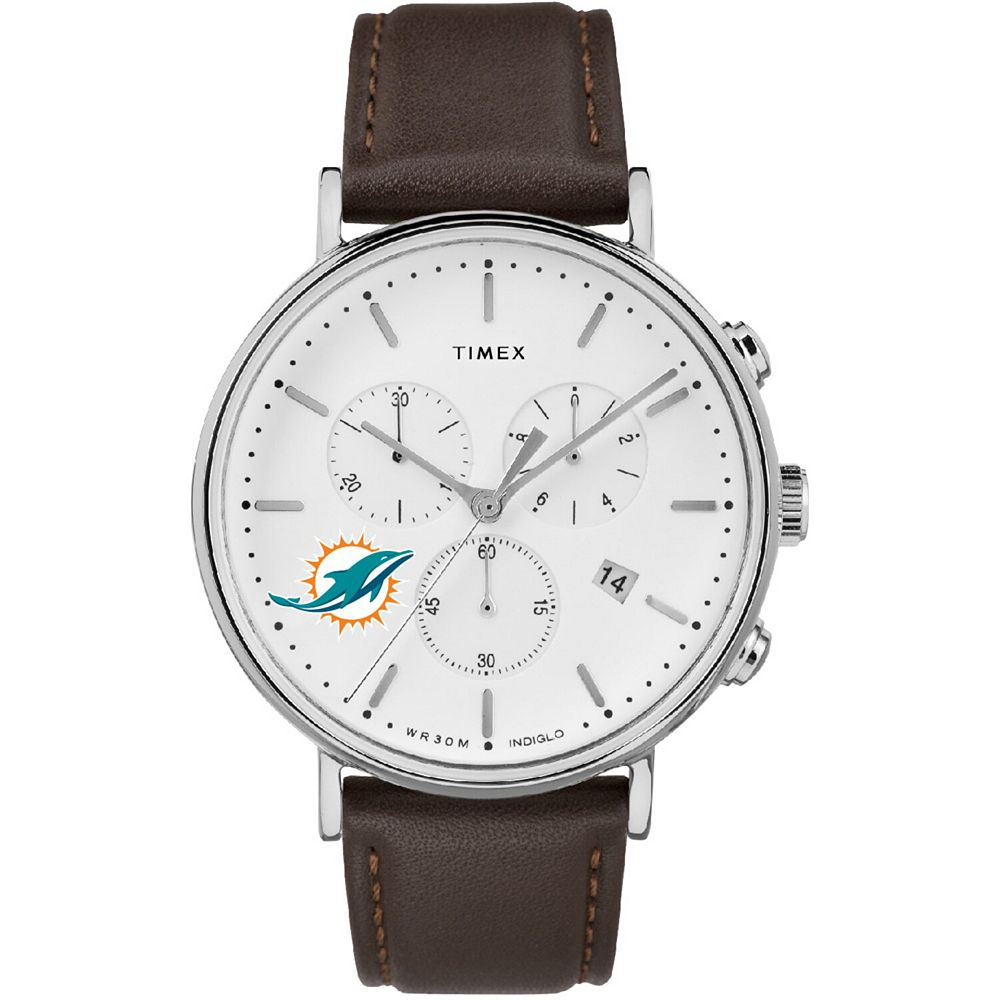Men's Timex Miami Dolphins General Manager Watch