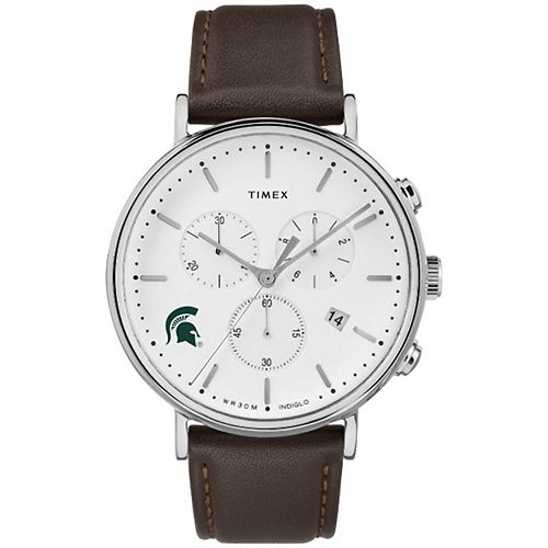 Men's Timex Michigan State Spartans General Manager Watch